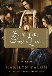 Cover art for BIRTH OF THE CHESS QUEEN