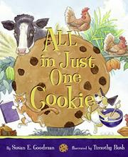 Book Cover for ALL IN JUST ONE COOKIE