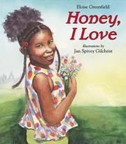 Cover art for HONEY, I LOVE