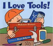 Book Cover for I LOVE TOOLS!