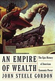 Cover art for AN EMPIRE OF WEALTH