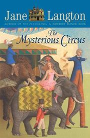 Cover art for THE MYSTERIOUS CIRCUS