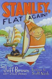 Cover art for STANLEY, FLAT AGAIN!