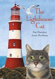 Book Cover for THE LIGHTHOUSE CAT