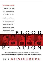 BLOOD RELATION by Eric Konigsberg