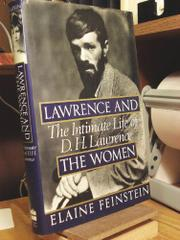 LAWRENCE AND THE WOMEN by Elaine Feinstein