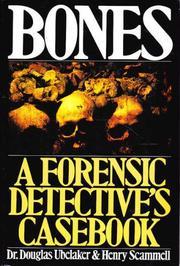 BONES by Douglas Ubelaker
