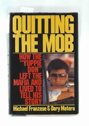 QUITTING THE MOB by Michael Franzese