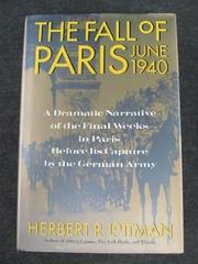 THE FALL OF PARIS by Herbert R. Lottman