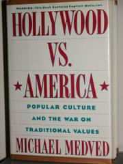 Book Cover for HOLLYWOOD VS. AMERICA