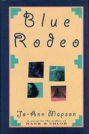 BLUE RODEO by Jo-Ann Mapson