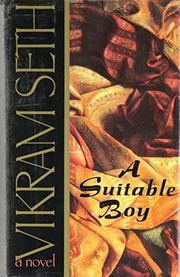 Cover art for A SUITABLE BOY