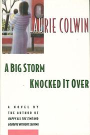A BIG STORM KNOCKED IT OVER by Laurie Colwin