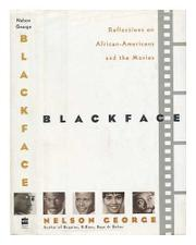 Cover art for BLACKFACE