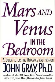 Book Cover for MARS AND VENUS IN THE BEDROOM