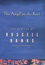 Cover art for THE ANGEL ON THE ROOF