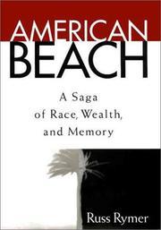 AMERICAN BEACH by Russ Rymer