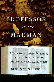 Book Cover for THE PROFESSOR AND THE MADMAN