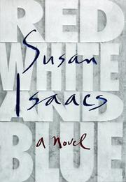 RED, WHITE AND BLUE by Susan Isaacs
