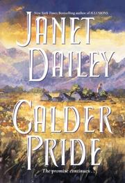 CALDER PRIDE by Janet Dailey