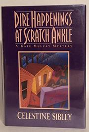 Book Cover for DIRE HAPPENINGS AT SCRATCH ANKLE