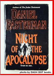 NIGHT OF THE APOCALYPSE by Daniel Easterman