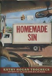 HOMEMADE SIN by Kathy Hogan Trocheck