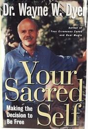 Book Cover for YOUR SACRED SELF