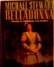 BELLADONNA by Michael Stewart