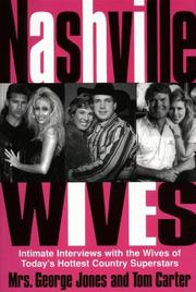 NASHVILLE WIVES by Nancy Jones
