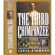 Cover art for THE THIRD CHIMPANZEE