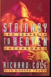 STAIRWAY TO HEAVEN by Richard Cole