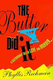 Book Cover for THE BUTTER DID IT