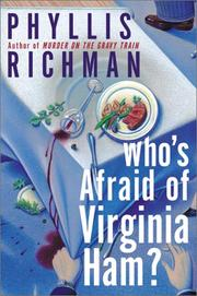 WHO'S AFRAID OF VIRGINIA HAM? by Phyllis Richman