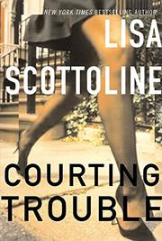 Cover art for COURTING TROUBLE