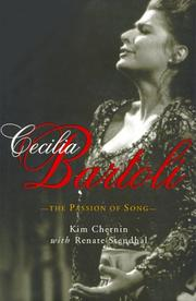 Cover art for CECILIA BARTOLI
