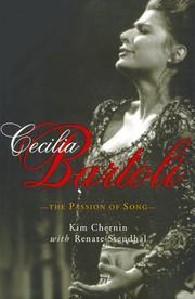 CECILIA BARTOLI by Kim Chernin