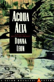 ACQUA ALTA by Donna Leon
