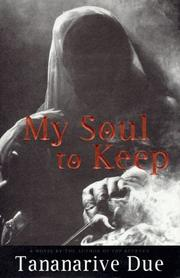 Cover art for MY SOUL TO KEEP