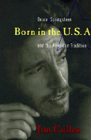 Book Cover for BORN IN THE U.S.A.