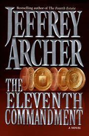 THE ELEVENTH COMMANDMENT by Jeffrey Archer