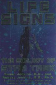 LIFE SIGNS by Robert Jenkins