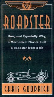Book Cover for ROADSTER