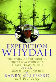 EXPEDITION WHYDAH by Barry Clifford