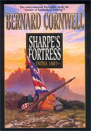 SHARPE'S FORTRESS by Bernard Cornwell