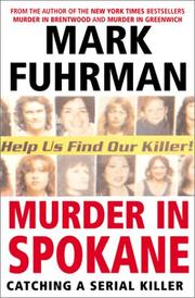Cover art for MURDER IN SPOKANE