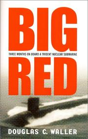 BIG RED by Douglas C. Waller