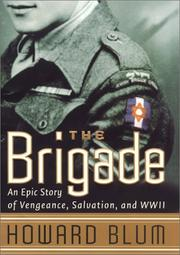 Book Cover for THE BRIGADE