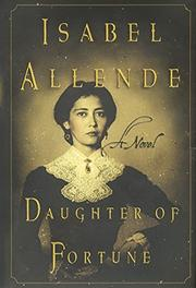 Cover art for DAUGHTER OF FORTUNE