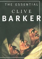 Cover art for THE ESSENTIAL CLIVE BARKER